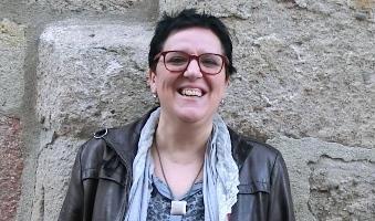 La dona de gris. Anna Maria Villalonga. Llibres del Delicte.