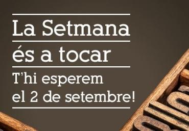 La Setmana del Llibre en Català, 34a edició